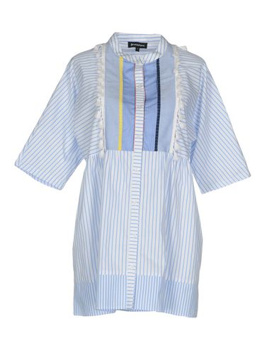 PATRIZIA PARMA Camisas de rayas