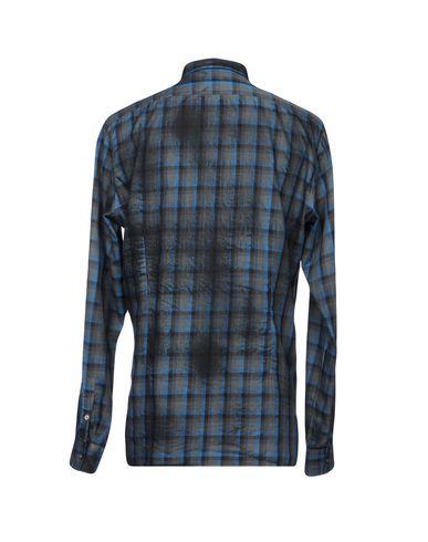 LANVIN Camisa de cuadros