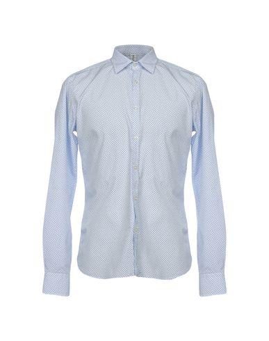 Etikett 35 Camisa Estampada salg bla KgLnNo