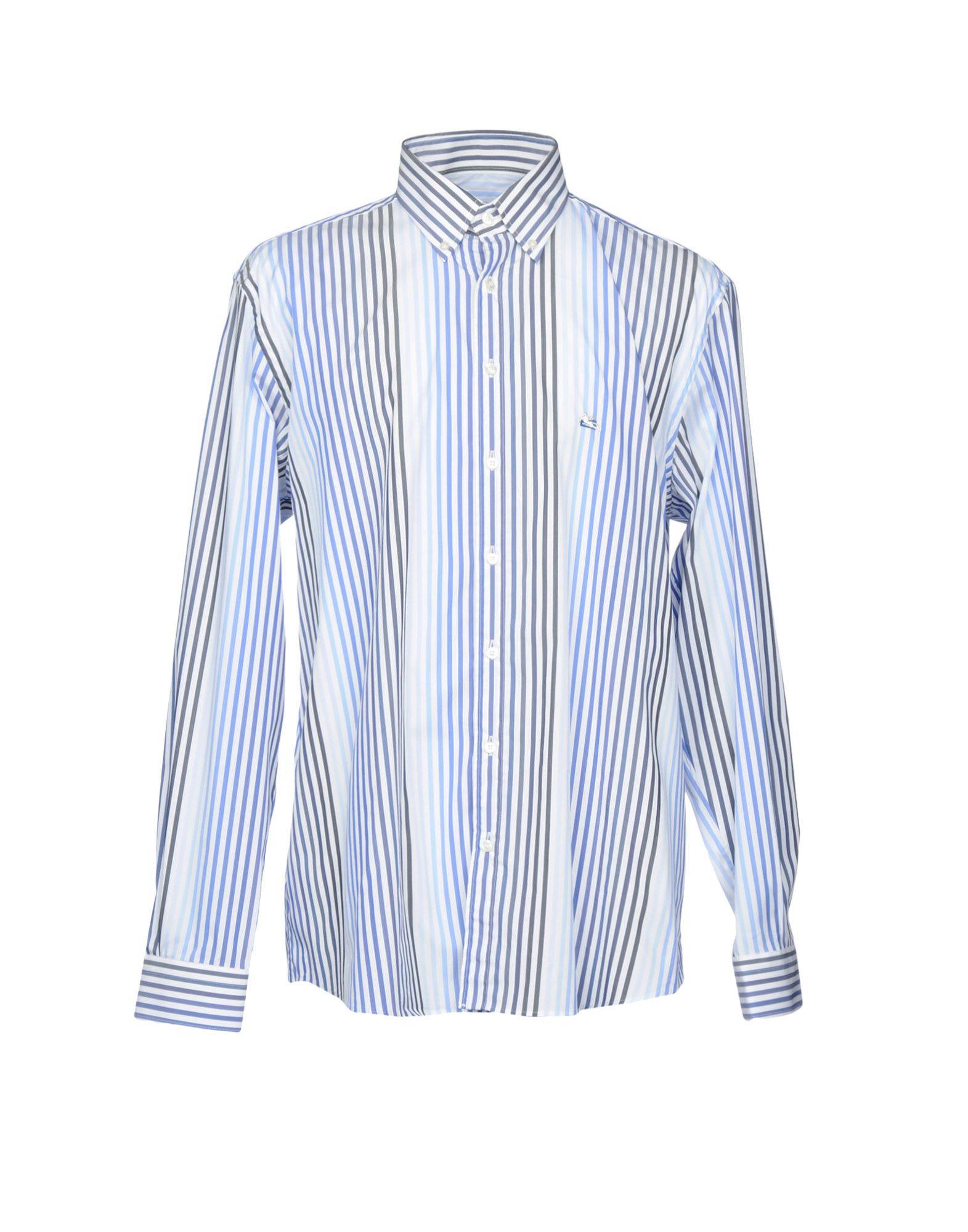 Camicia A Righe Etro Uomo - Acquista online su
