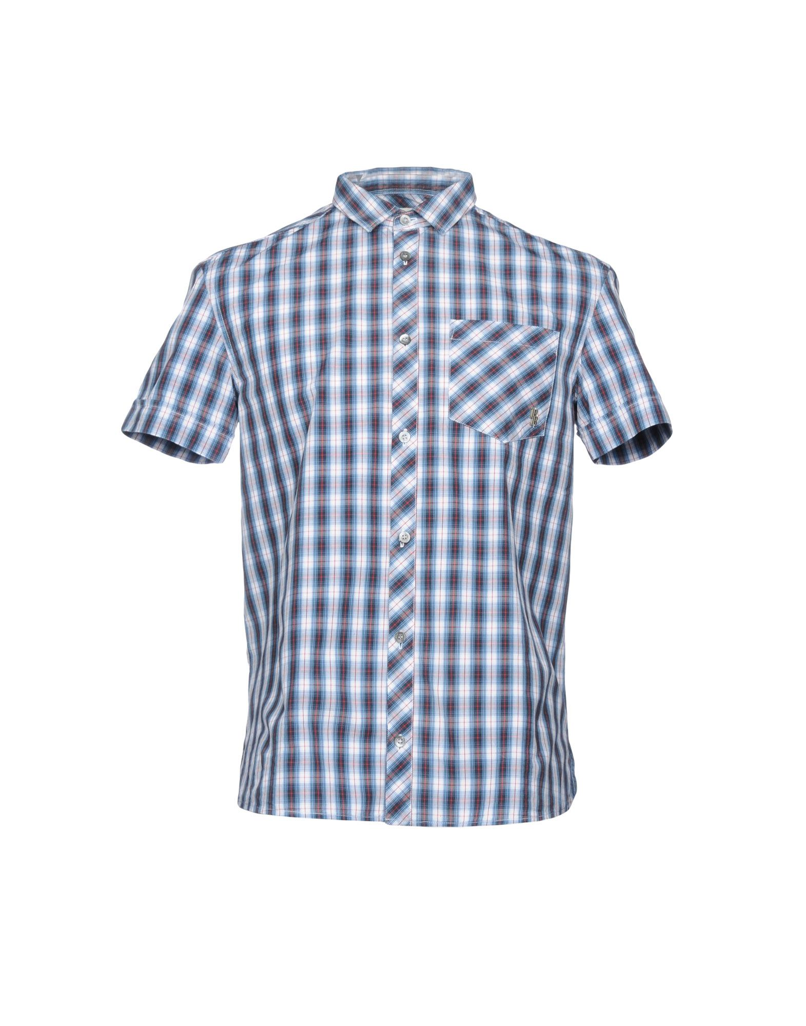 Camicia A Quadri Pierre Balmain Uomo - Acquista online su
