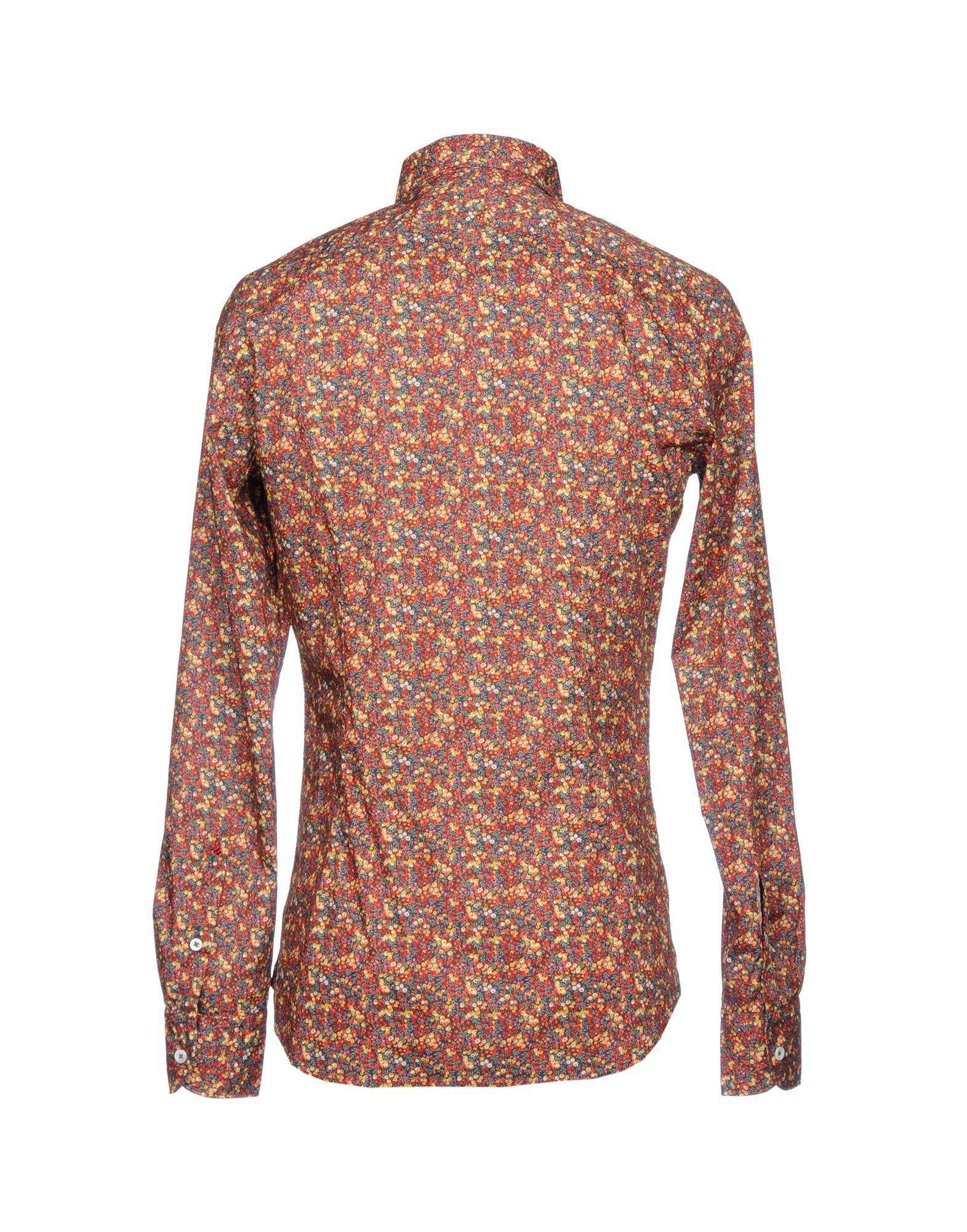 Camicia Fantasia Glanshirt Uomo - 38716051FU 38716051FU - 8b01db