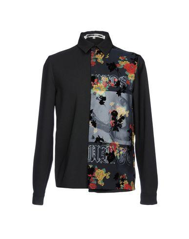 McQ Alexander McQueen Hemd mit Muster 2018 Neu Zu Verkaufen J9Bkz8MR1B