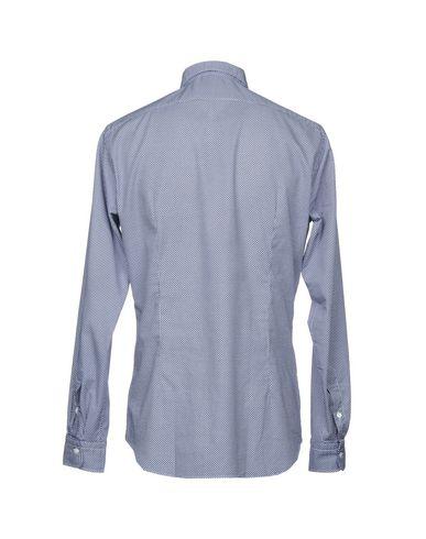 ALESSANDRO GHERARDI Hemd mit Muster Exklusiver Verkauf online Das billigste Günstige Angebote Großhandel Qualität vazrou1