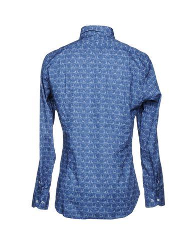 Auslass Veröffentlichungstermine Verkauf Kauf MICHAEL COAL Hemd mit Muster Billig Verkauf Am Besten 25M4xFli