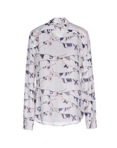 EQUIPMENT Camisas y blusas con lazo