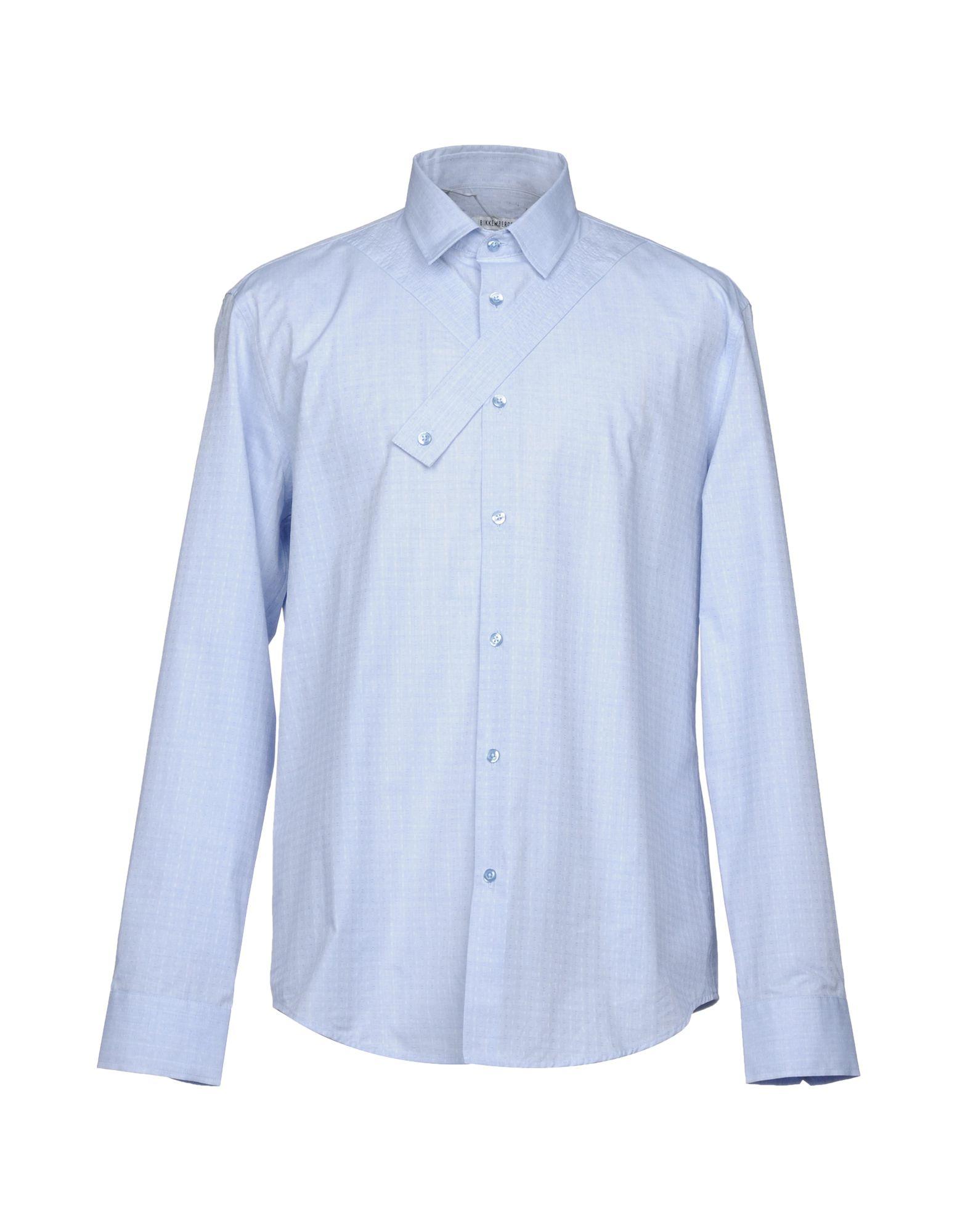 Camicia Tinta Unita Bikkembergs Uomo - Acquista online su