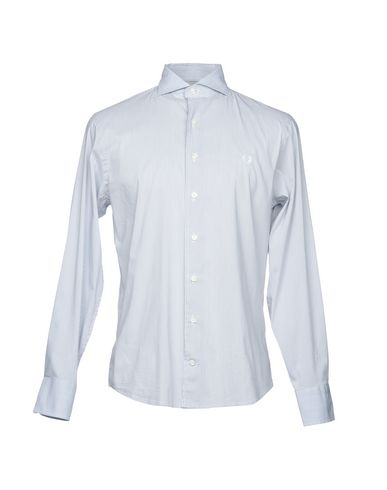 Chemise À Rayures Fred Perry Homme - Chemises À Rayures Fred Perry ... 6040f6d120c
