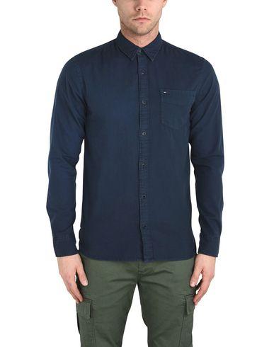 TOMMY JEANS TJM SLN GD SHIRT L/S 23 Camisa lisa