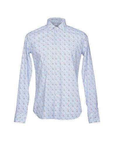 J.W. SAX Milano柄入りシャツ