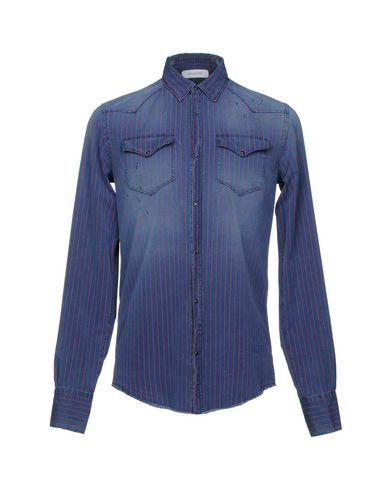 Aglini Stripete Skjorter billige salg nettsteder beste pris rimelig online oDGRKwFS