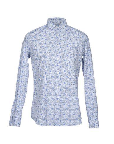 J.W. SAX Milano Hemd mit Muster Ja Wirklich wPOnNFPOr