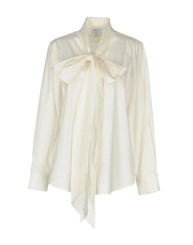 ARMANI COLLEZIONIリボン付きシャツ&ブラウス