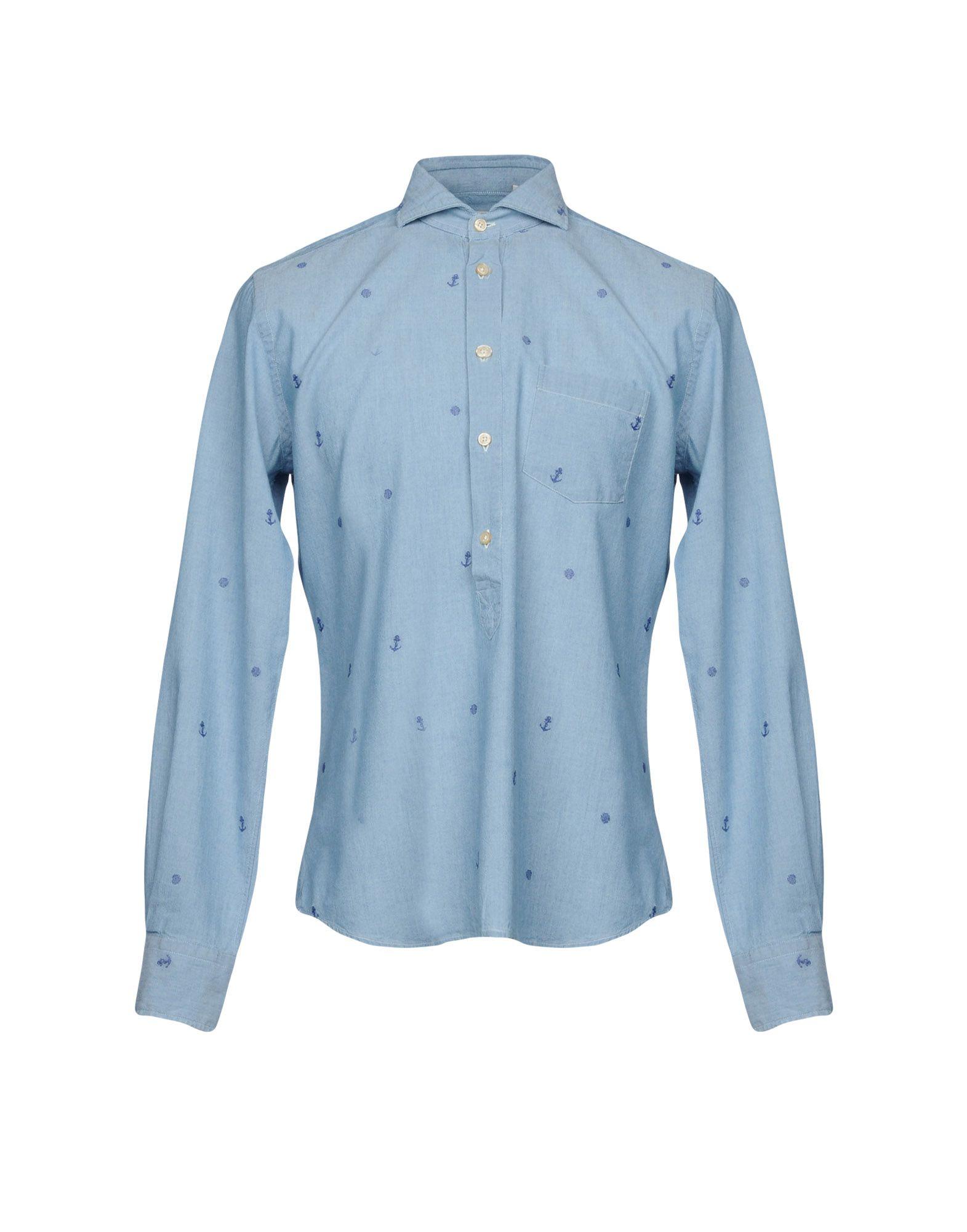 Camicia Tinta Unita Xacus Uomo - Acquista online su