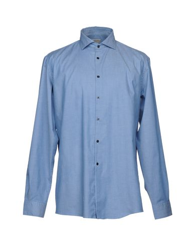 Online Cheapest Buy Cheap From China DENIM - Denim shirts J.W. SAX Milano Largest Supplier Sale Online Exclusive Cheap Price Deals tO10Iit