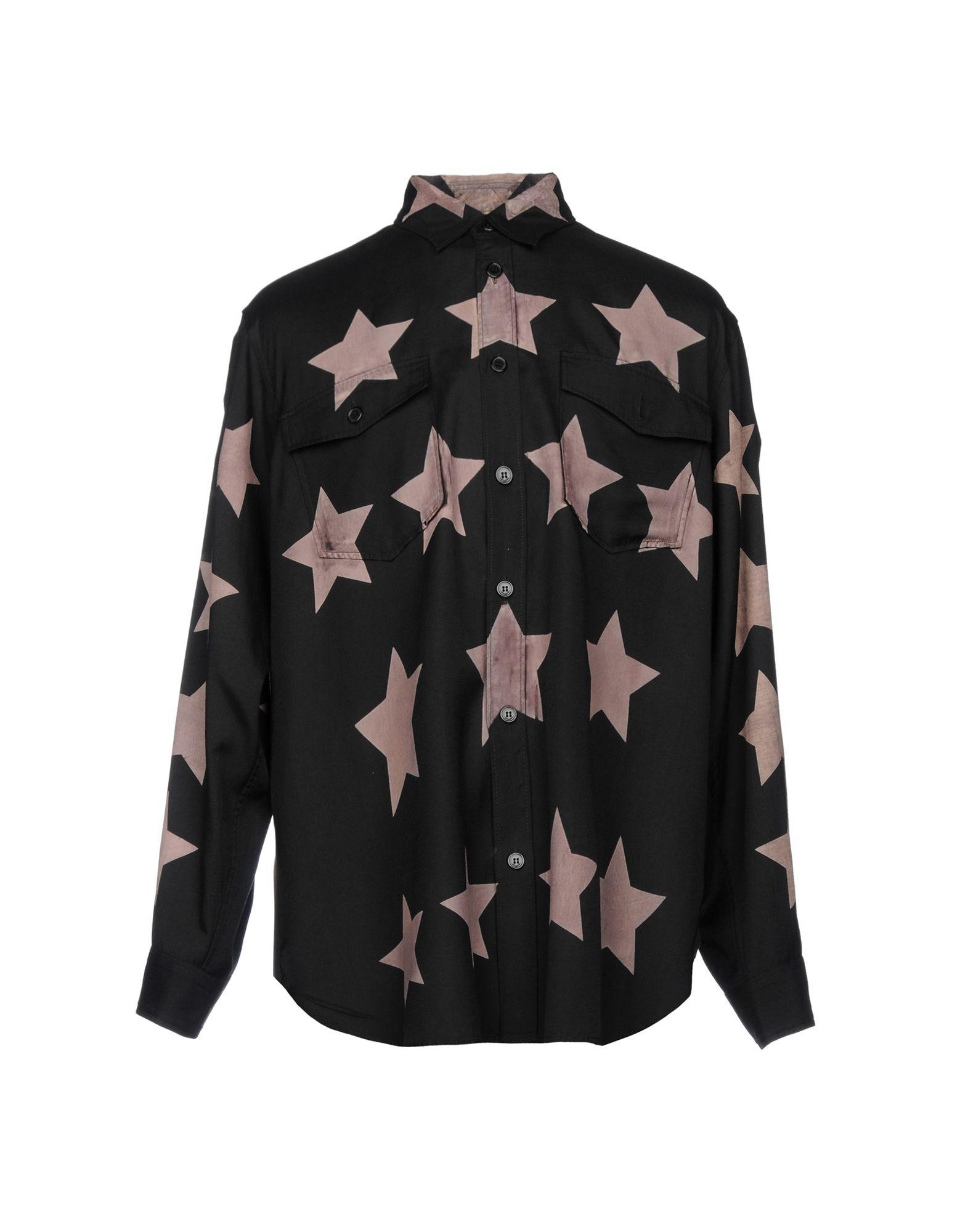 Camicia Fantasia Saint Laurent Uomo - Acquista online su