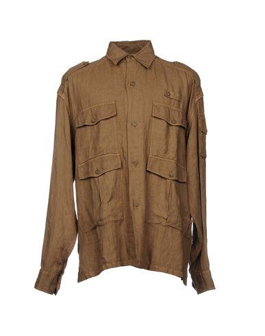 DRIES VAN NOTEN Camisa de lino