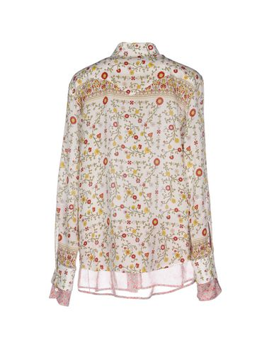 N° 21 Camisas y blusas de flores