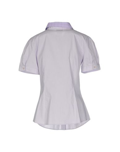 Richmond Denim Rutete Skjorte profesjonell klaring bilder klaring billig pris klaring Billigste qV6l0