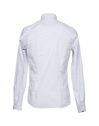 XACUS Hemd mit Muster Günstiger Preis In Deutschland Billig Exklusiv Auf Dem Laufenden zChg7