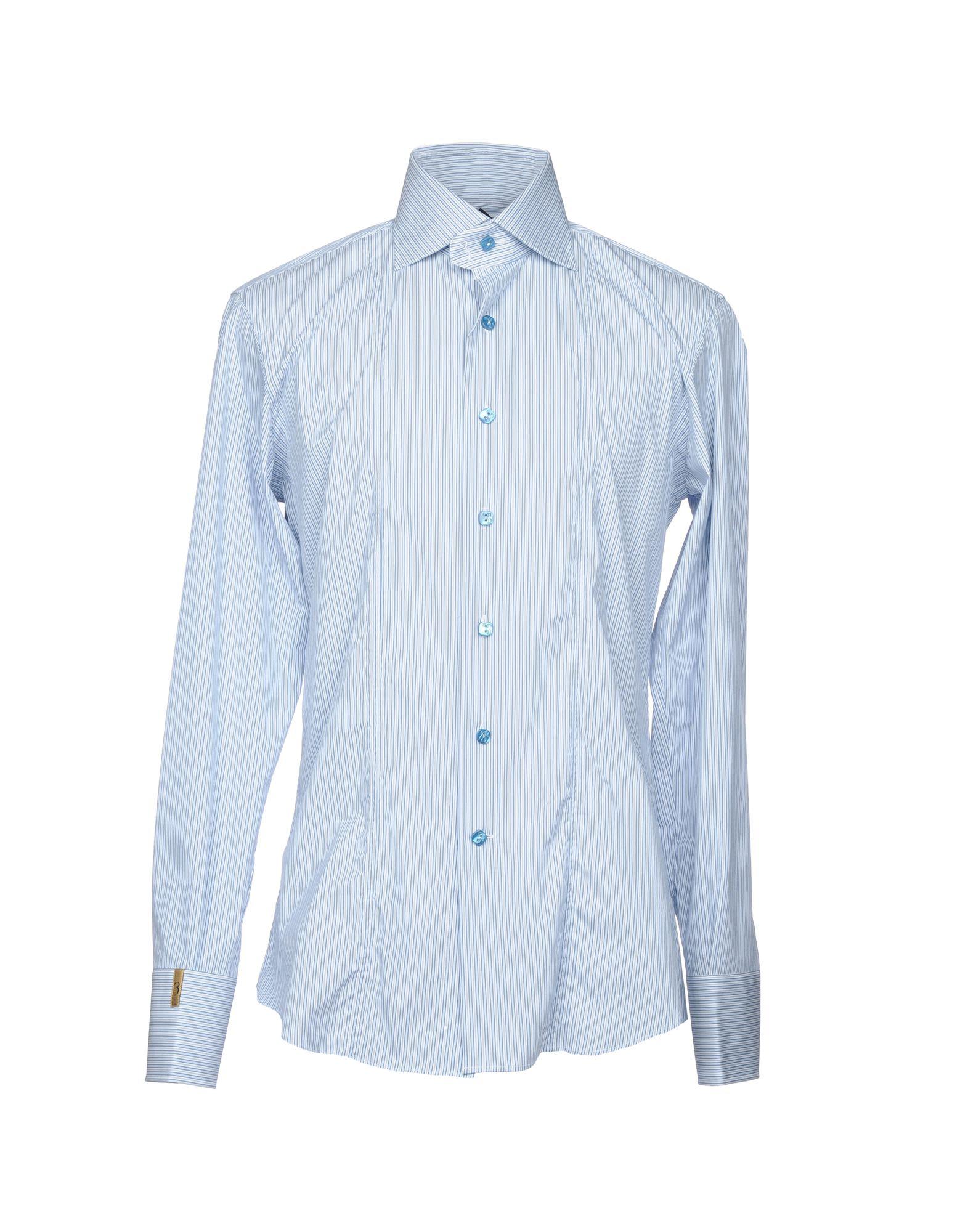 Camicia A Righe Billionaire Uomo - Acquista online su