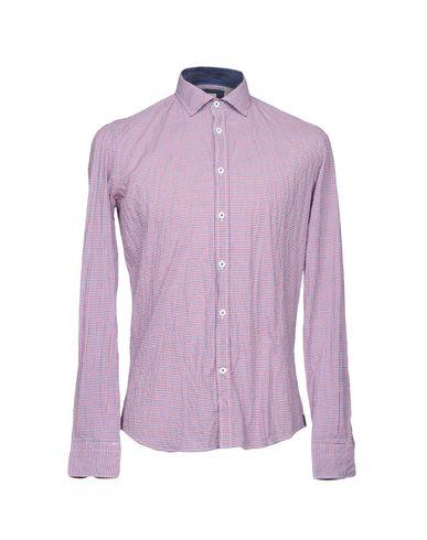 JSHIRT Camisa de cuadros