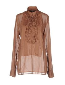 GUCCI - Μονόχρωμα πουκάμισα και μπλούζες