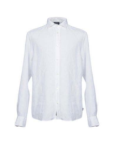 ARMANI JEANS - Camicia in lino