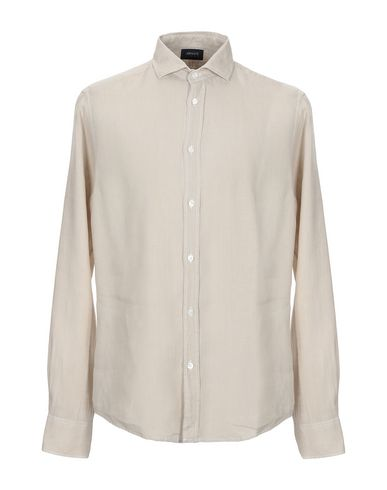 ARMANI JEANS - Linen shirt