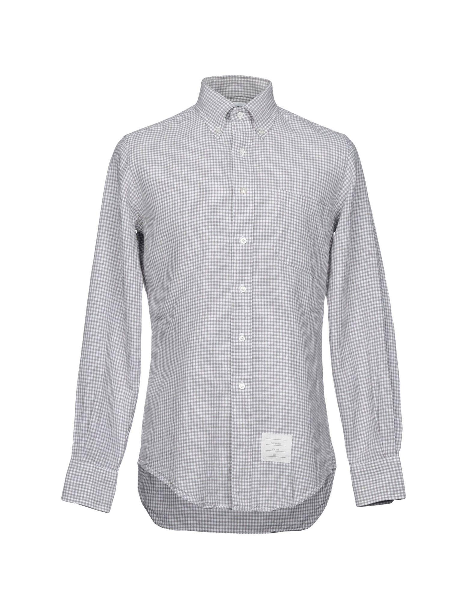Camicia A Quadri Thom Browne Donna - Acquista online su