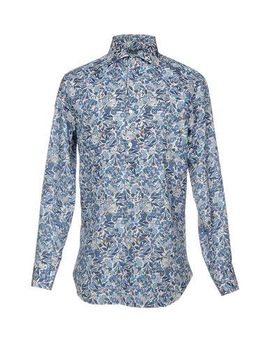 billigste Halm Camisa Estampada 2014 nyeste online bestselger for salg xeb9sJe