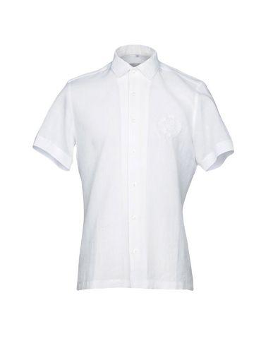CORTIGIANI - Camicia in lino