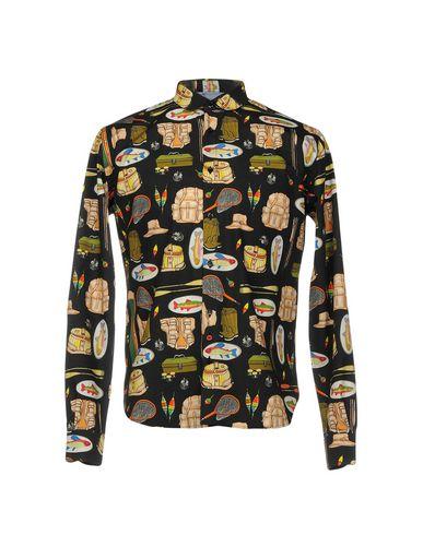 Lc23 Trykt Skjorte klassisk billig online geniue forhandler gratis frakt opprinnelige Skynd deg dXOKJ5oyRJ