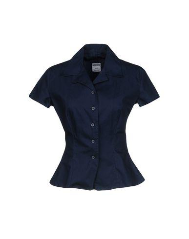 MOSCHINO Hemden und Blusen einfarbig Günstig Kaufen Für Schön Günstig Kaufen Shop Ganz Welt Versand Rabatt Mode-Stil Freiraum Für Schön 5BSq4VtPda