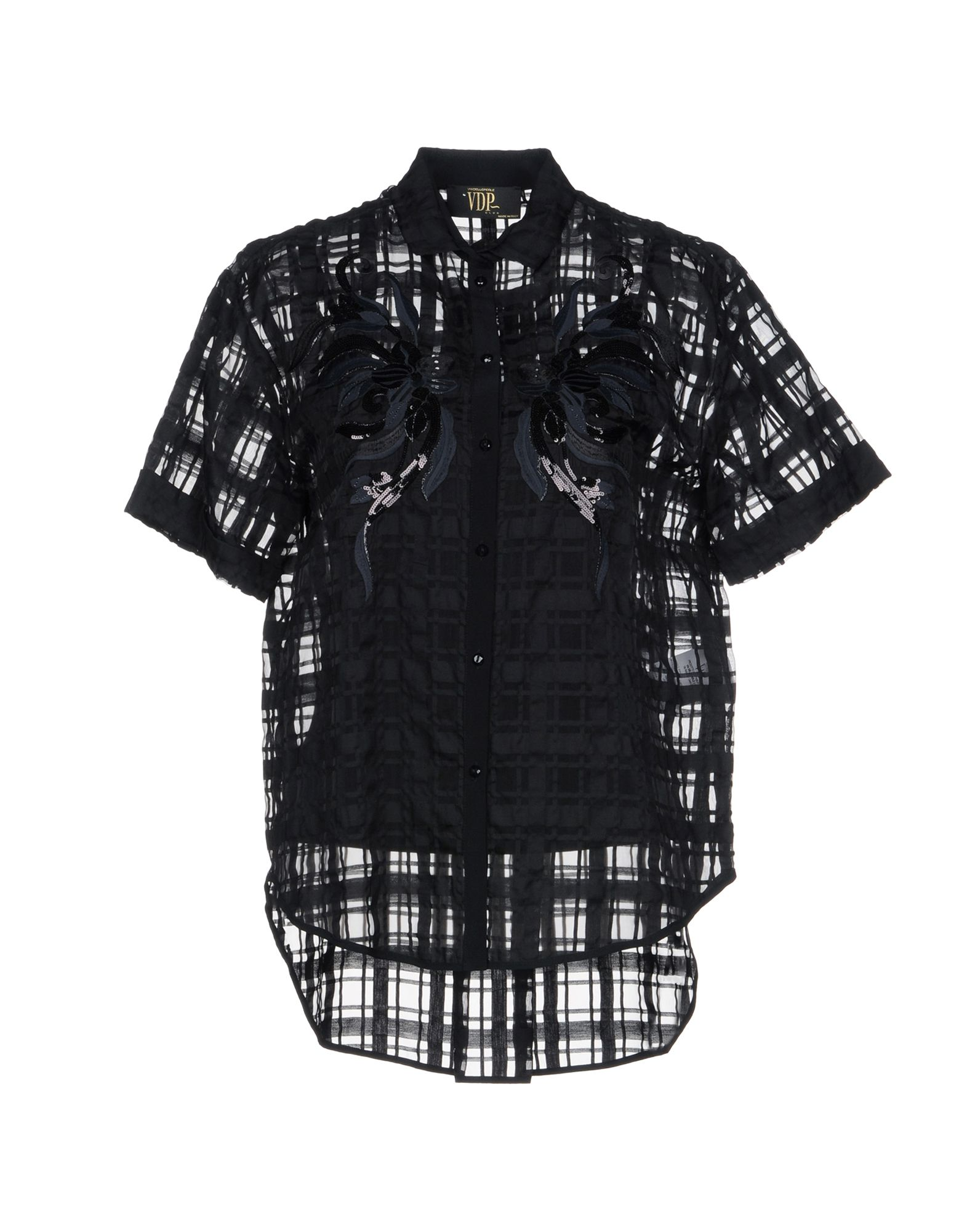 Camicie E Bluse Tinta Unita Vdp Club Donna - Acquista online su g001EINes