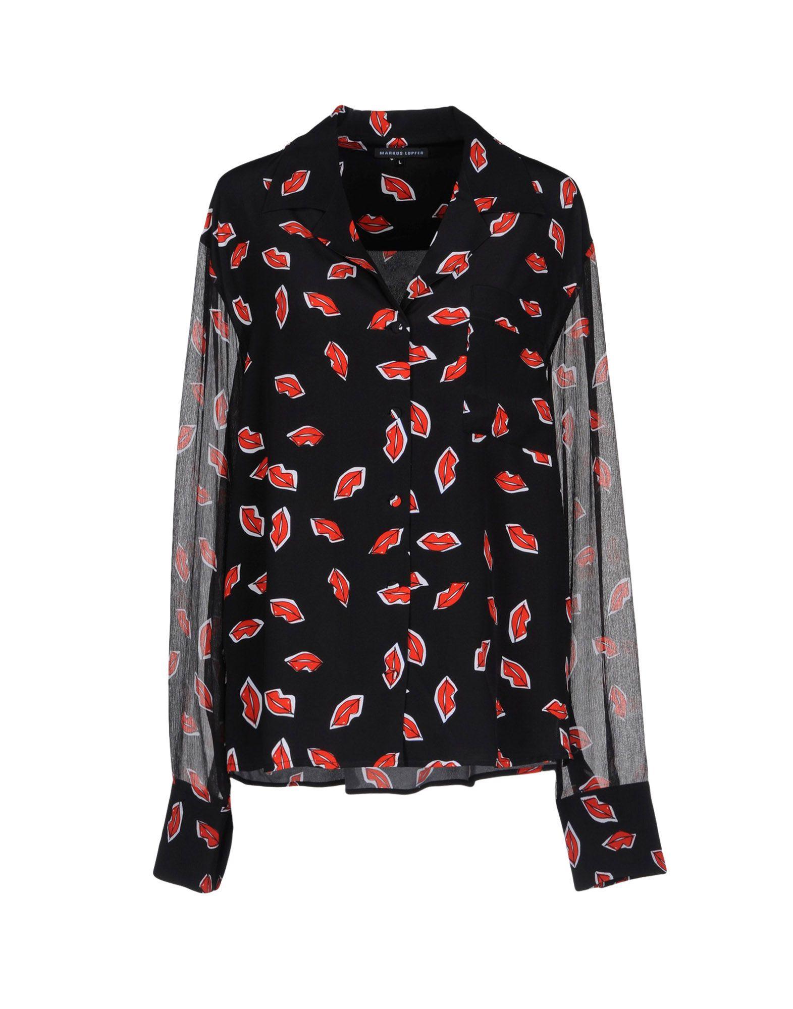 Camicie  E bluse Fantasia Markus Lupfer Lupfer donna - 38719035MH  Neuheiten der neuen Produkte