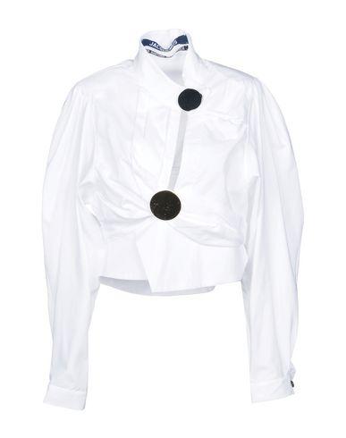 e43f50ff68b9 Jacquemus Solid Colour Shirts   Blouses - Women Jacquemus Solid ...
