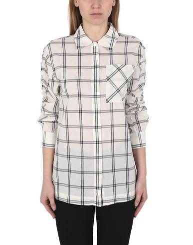 amazon online billig salg fasjonable Dkny Topper Camisas Y Blusas Lisas billig kjøpe ekte grense tilbudet billig billig pris 8IyF3Ju