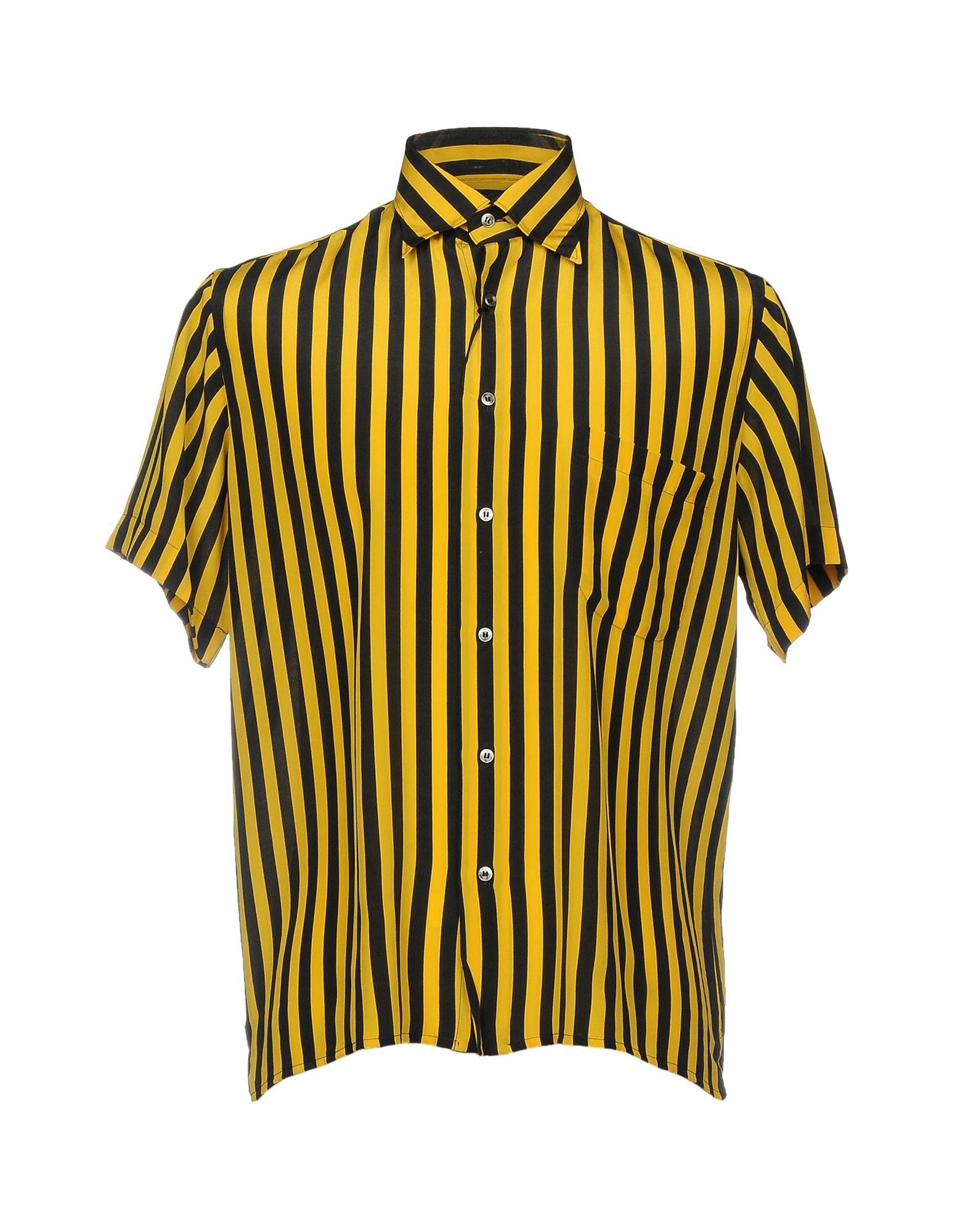 Camicia A Righe Pancaldi & B Uomo - Acquista online su