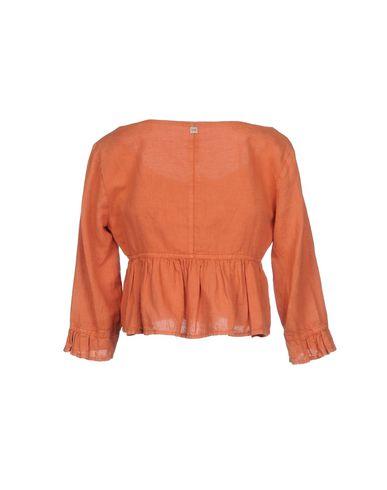 MANILA GRACE Hemden und Blusen einfarbig