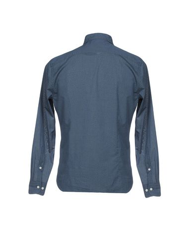 Outlet Neuesten Kollektionen BORSA Hemd mit Muster 2018 Neu Zu Verkaufen Erstaunlicher Preis S8NJg