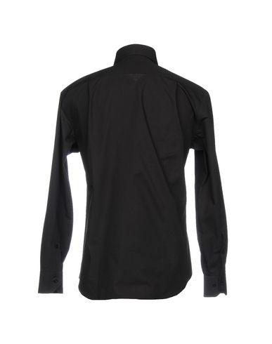 Eredi Stripete Skjorter billig bla clearance 2014 unisex yJk6f7tp