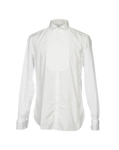 ALESSANDRO GHERARDI Camisa lisa