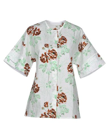 Victoria Beckham Skjorter Og Bluser Blomster klaring Kjøp gratis frakt amazon utmerket RUsHyk