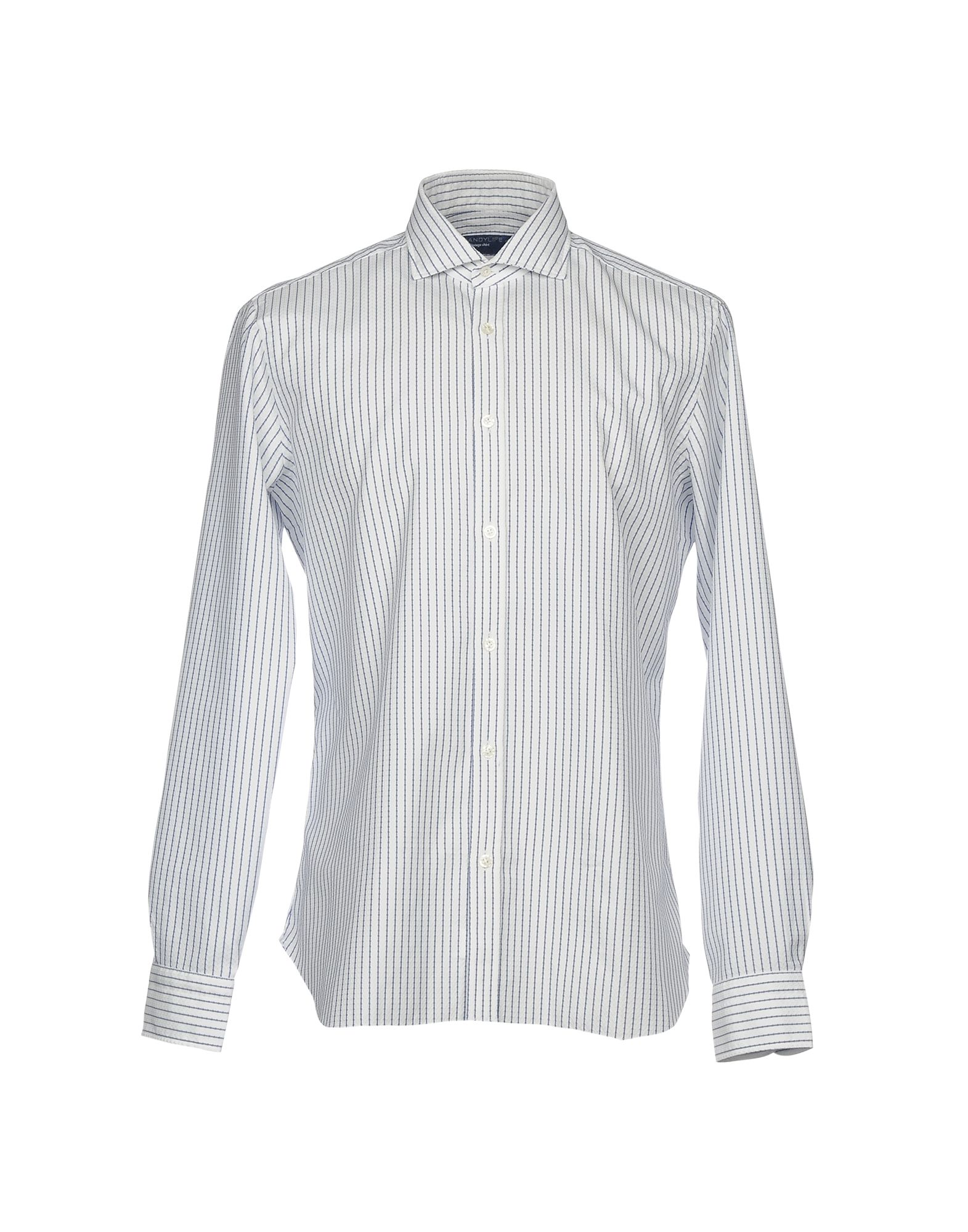 Camicia A Righe Dandylife By Barba Uomo - Acquista online su
