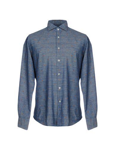 GLANSHIRT Hemd mit Muster Mode-Stil Verkauf Online mCtUGQ7A7Y