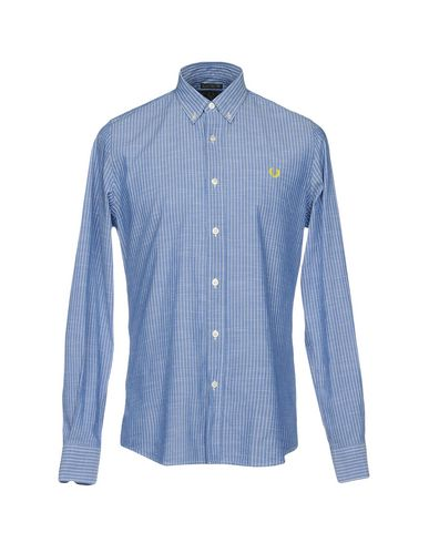 FRED PERRY - Camicia a righe