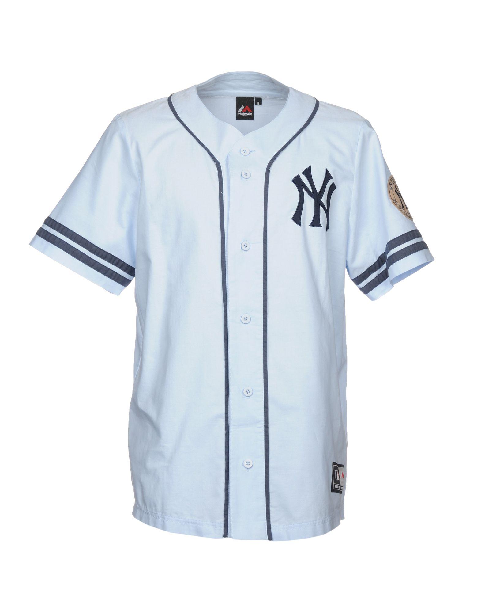 Camicia Tinta Unita Majestic Athletic Donna - Acquista online su