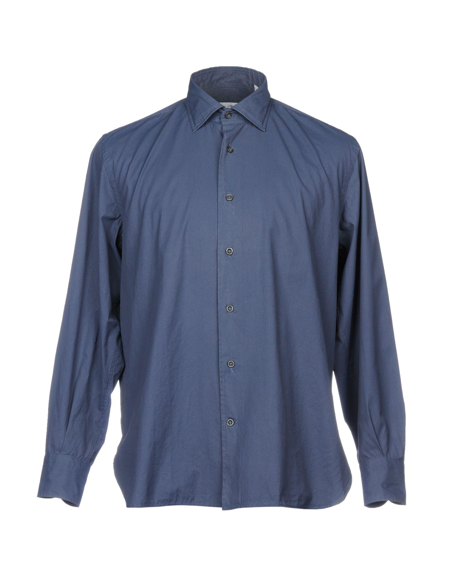 Camicia Camicia Camicia A Righe Luca D'altieri Uomo - 38720082RC bc5740