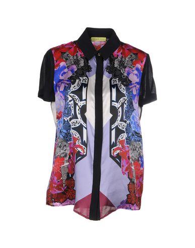 versace floral shirt
